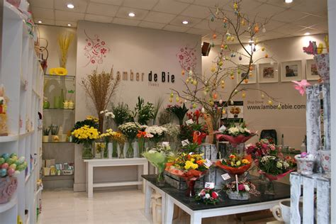 easter decorations from lamber de bie flowers