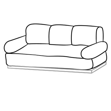 sofa drawing easy sofa drawing sketch coloring page
