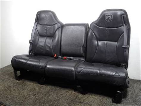 2001 dodge ram replacement seat covers replacement dodge hemi ram truck leather seats w jump