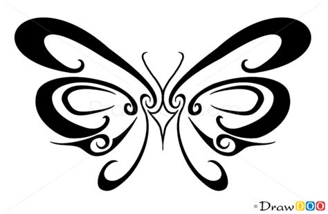 butterfly tattoo to draw how to draw butterfly easy tattoo designs