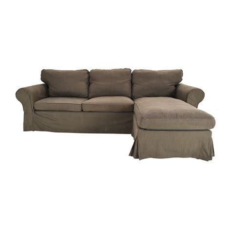 ikea brown couch shop l shaped couch