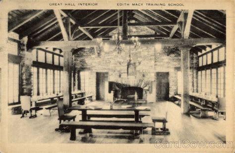 Pleasantville Post Office by Great Interior Edith Macy School