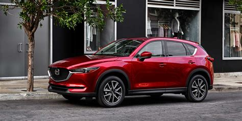 2017 mazda cx 5 vehicles on display chicago auto show