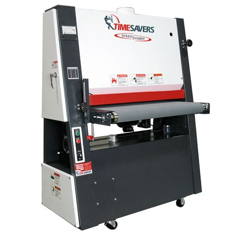 speedsander wide belt sander timesavers llc