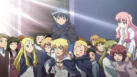 imagenes con movimiento de zero no tsukaima anime rese 241 a zero no tsukaima final el refugio de los