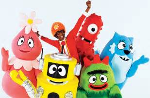 she just walks around with it the top 10 weirdest things on quot yo gabba gabba quot