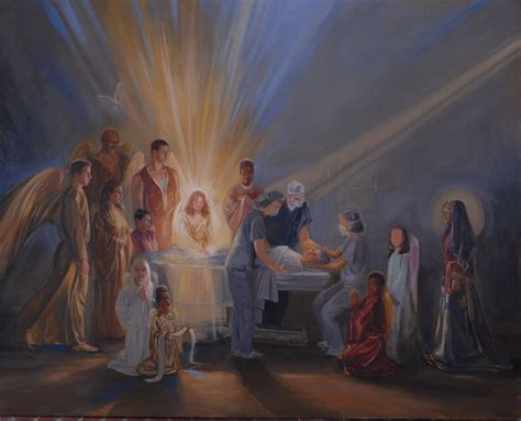 The Of Painting holy spirit the painting