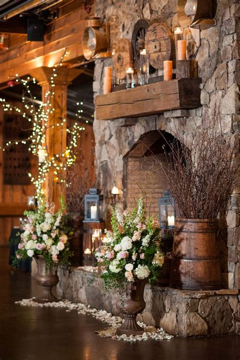25 best ideas about wedding fireplace decorations on