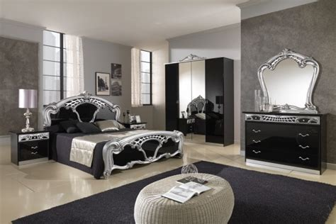 black and silver bedroom ideas classy black and white bedroom ideas and designs