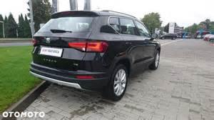 seat ateca black new seat ateca 110 018 pln 7 km 2016 otomoto pl
