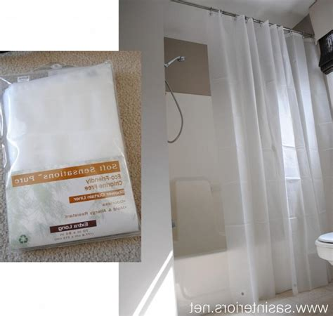 How To Make A Curtain Into A Shower Curtain by Put Your Own Photo On A Shower Curtain