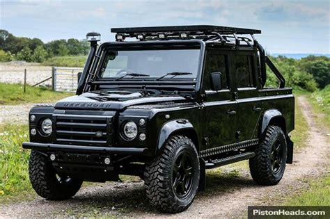 classic rich brit edition land rover defender 110 x