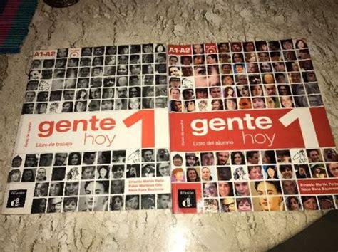libro gente hoy libro de livro espanhol mi mundo y yo libro 1 r vazlon brasil