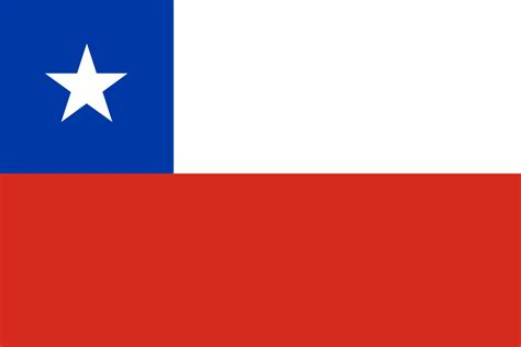 chile flag colors file flag of chile svg