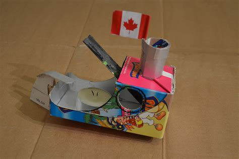 How To Make A Speed Boat Out Of Paper - putt putt boats with children out of simple recycle