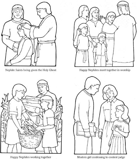 A Happy People How Will The Holy Ghost Help Me To Keep My Holy Ghost Coloring Page