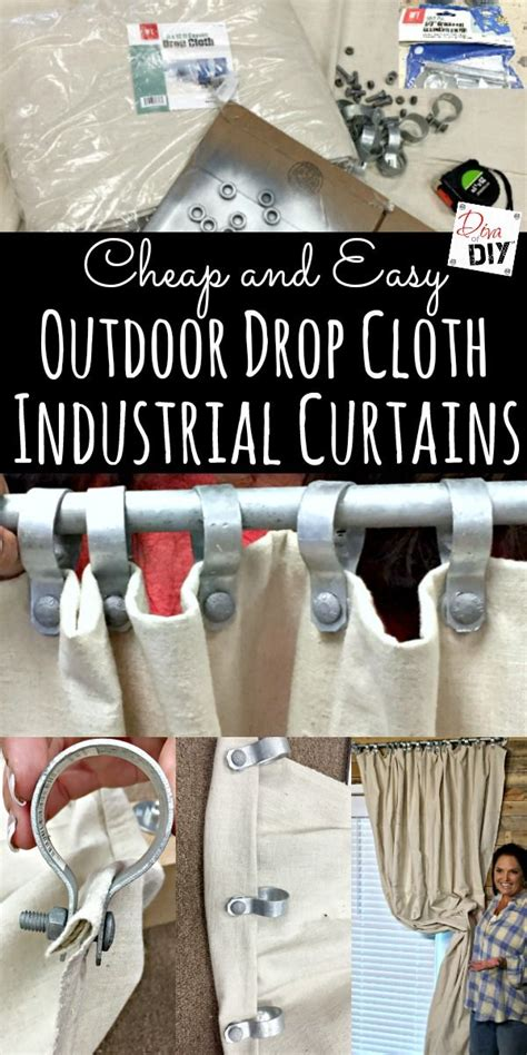 diy curtains cheap best 20 cabin curtains ideas on pinterest