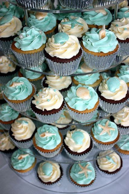 25 best ideas about wedding cupcakes on coastal rehearsal dinners nautical