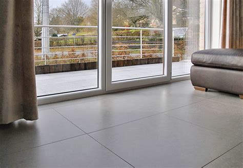 Laying and treating floor and wall tiles