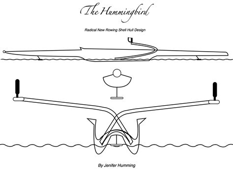 sculling boat design radical new rowing shell hull design the global rowing club