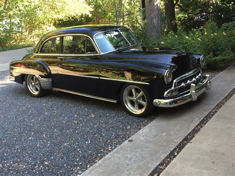antique street ls for sale custom vintage 1952 chevrolet styleline deluxe rod for