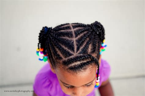 beads braids and beyond styles beads braids and beyond little girls natural hair style