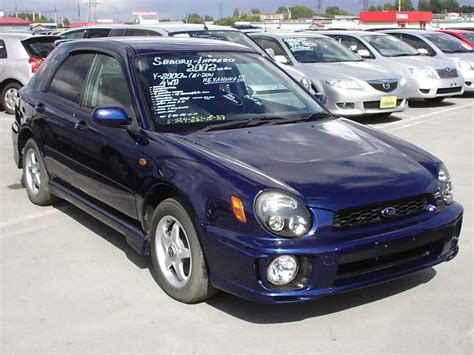 used subaru impreza hatchback used 2002 subaru impreza wagon photos 2000cc gasoline