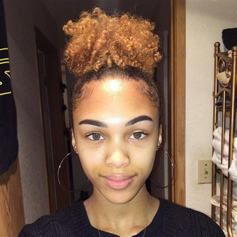 half up half down hairstyles on natural hair 17 best images about colored natural hair on pinterest