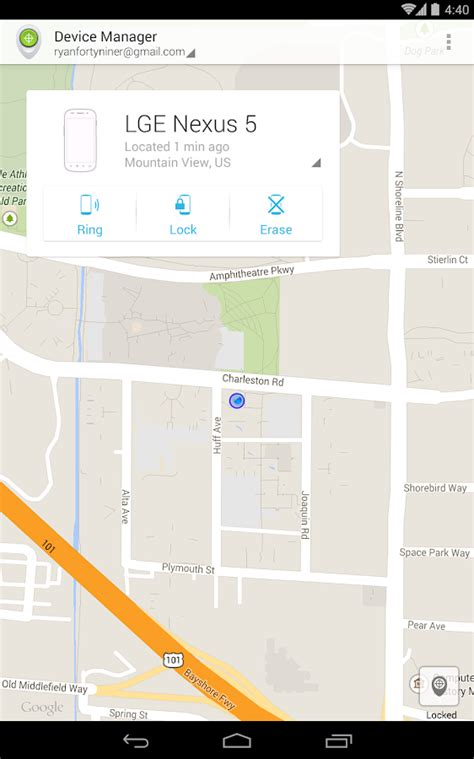 android device manager app android device manager android apps on play