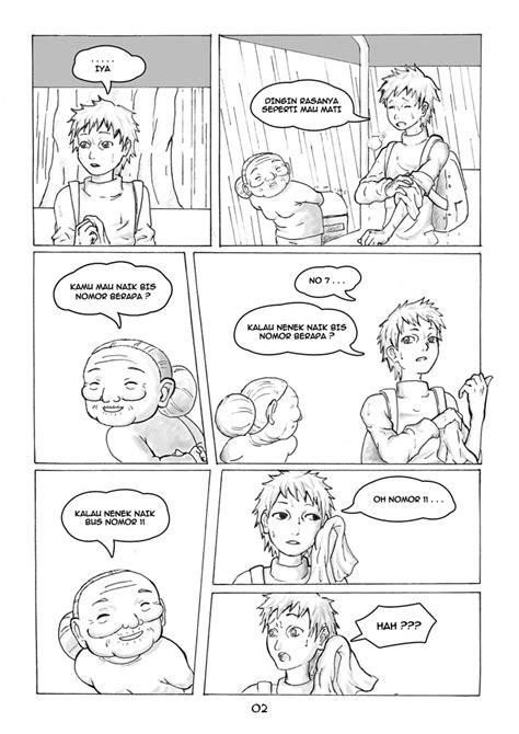 Komik Seven Terbitan Amcomics komik halte