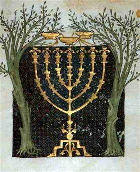 candelabros turcos el candelabro de oro y los olivos en la biblia