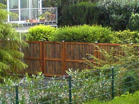 schöner garten forum bambus sichtschutz garten beste sichtschutz weide oder
