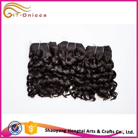 Different Types Of Remy Hair Weave by Ht Onicca Bohemian 3pcs Different Types Of Curly Hair
