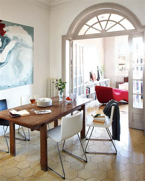 modern vintage dining room room decorating ideas home