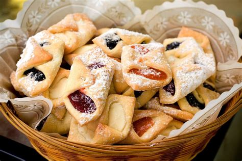 Heating Outdoor Spaces - polish cream cheese cookies kolaczki recipe