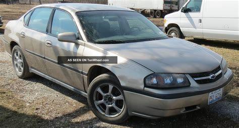 2002 chevy impala 2002 chevy impala alloy wheels beater car work car