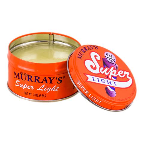 Pomade Murray S by Murray S Light Pomade Murray S