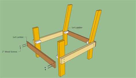 Building A Chair by How To Build A Chair Plans Diy Free How To Build