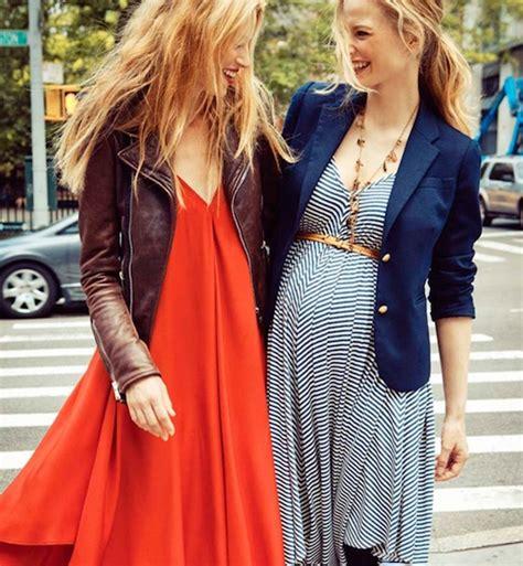 pregnancy styles for young moms ideas para vestir a la moda embarazada