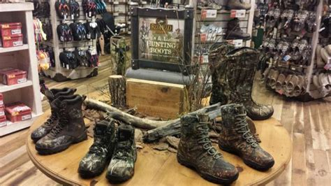 s and boots bass pro shops