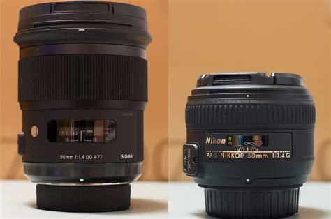 Sigma 50mm 1 4 sigma 50mm 1 4 vs nikon 50mm 1 4g photography forum