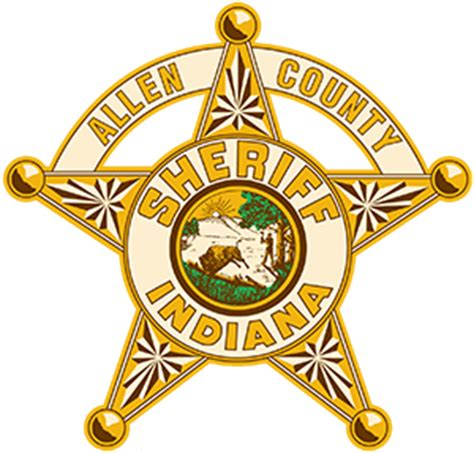 Allen County Records Allen County Sheriff S Department Allen County Indiana Sheriff S Department