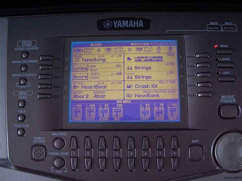 Second Keyboard Yamaha Psr 2100 yamaha psr 2100 image 133379 audiofanzine