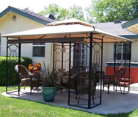 Outdoor Patio Canopy by Best Outdoor Canopy Gazebos In The World Top Ten