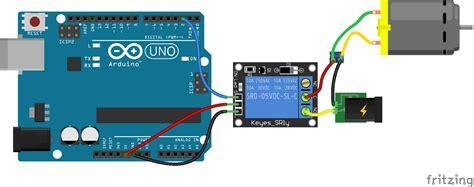 arduino code for relay arduino relay module interface