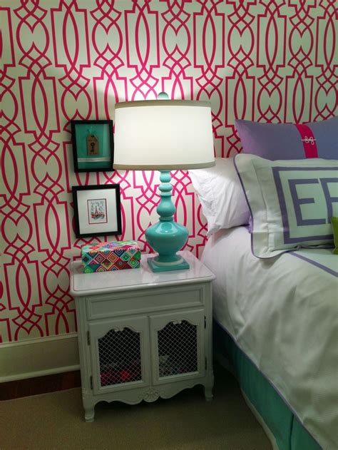 pink trellis rug contemporary girl s room sissy and 1000 images about home is where the is on pinterest
