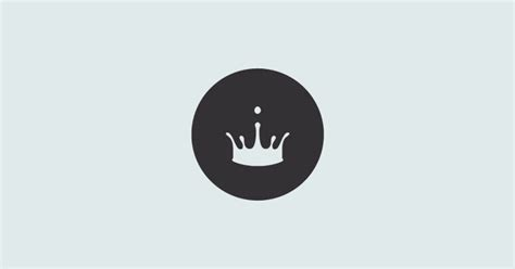 imagenes de logos geniales 60 logos de coronas dise 241 o de logotipos