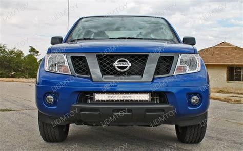 Led Light Bar Combo System For 2004 Up 2nd Nissan Frontier