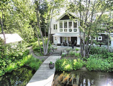 triyae lake house backyard ideas various design