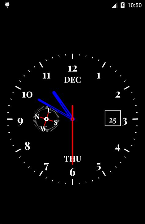 Clock Live Wallpaper For Desktop